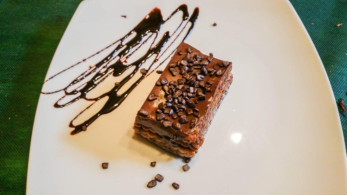 tarta de chocolate Coladilla