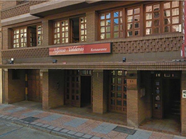 Restaurante Alfonso Valderas en León
