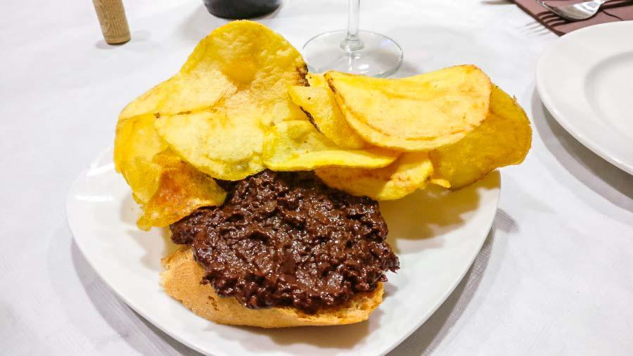 restaurante jabugo leon