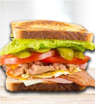 burguer copos sandwich