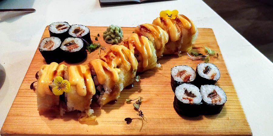 restaurante godai sushi nikei