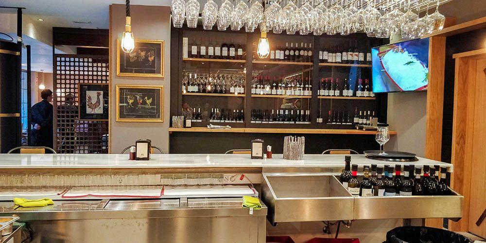 restaurante - bar pico pico