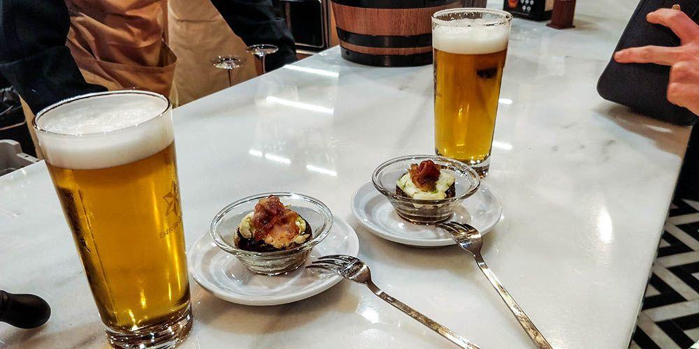 tapa del Restaurante Pico Pico