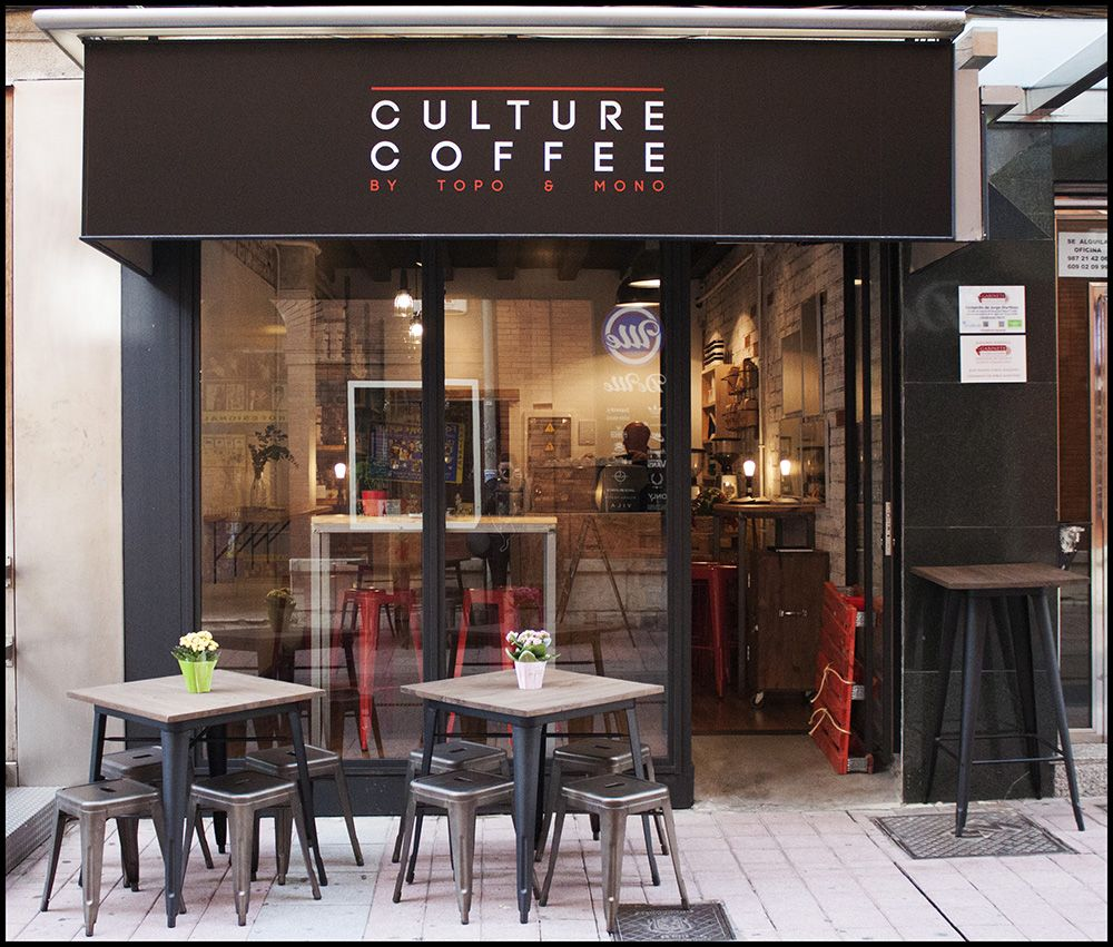 Culture Coffee León