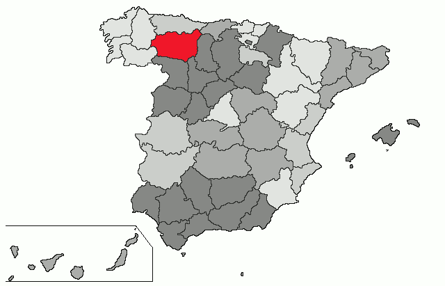 cecina de León