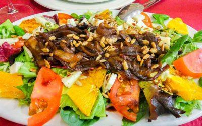 restaurante las rocas vegacervera